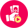 Android Video Status App With Reward Points (WA Status Saver)