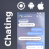 Modern Chat & Group Chatting Android