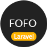 Fofo - Laravel Formfolio for Freelancer & Agencies Theme
