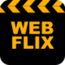 WebFlix - Movies - TV Series - Live TV Channels - Subscription